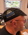 Scott with cap